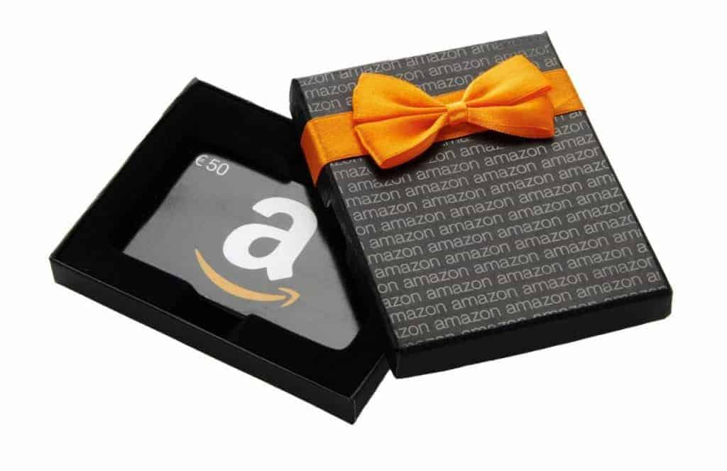 Amazon Buono Regalo