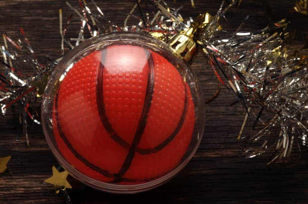 Idea regalo per appassionato di basket