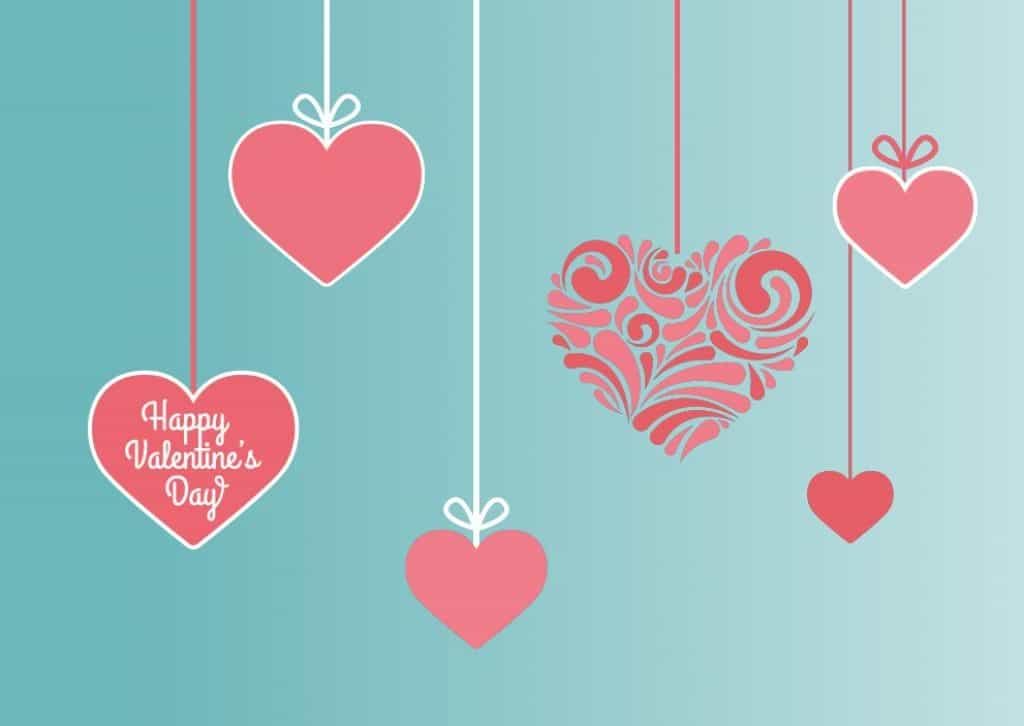 biglietti san valentino fai da te