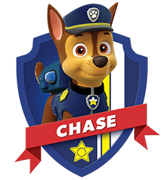 Idee regalo Paw Patrol - Chase