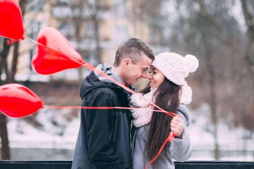 san valentino come vestirsi