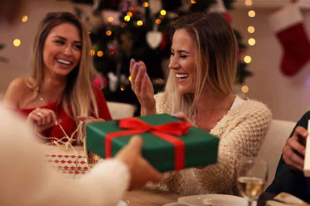 Regalo di Natale per le amiche